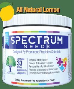 Lemon Flavored Spectrum Bottle