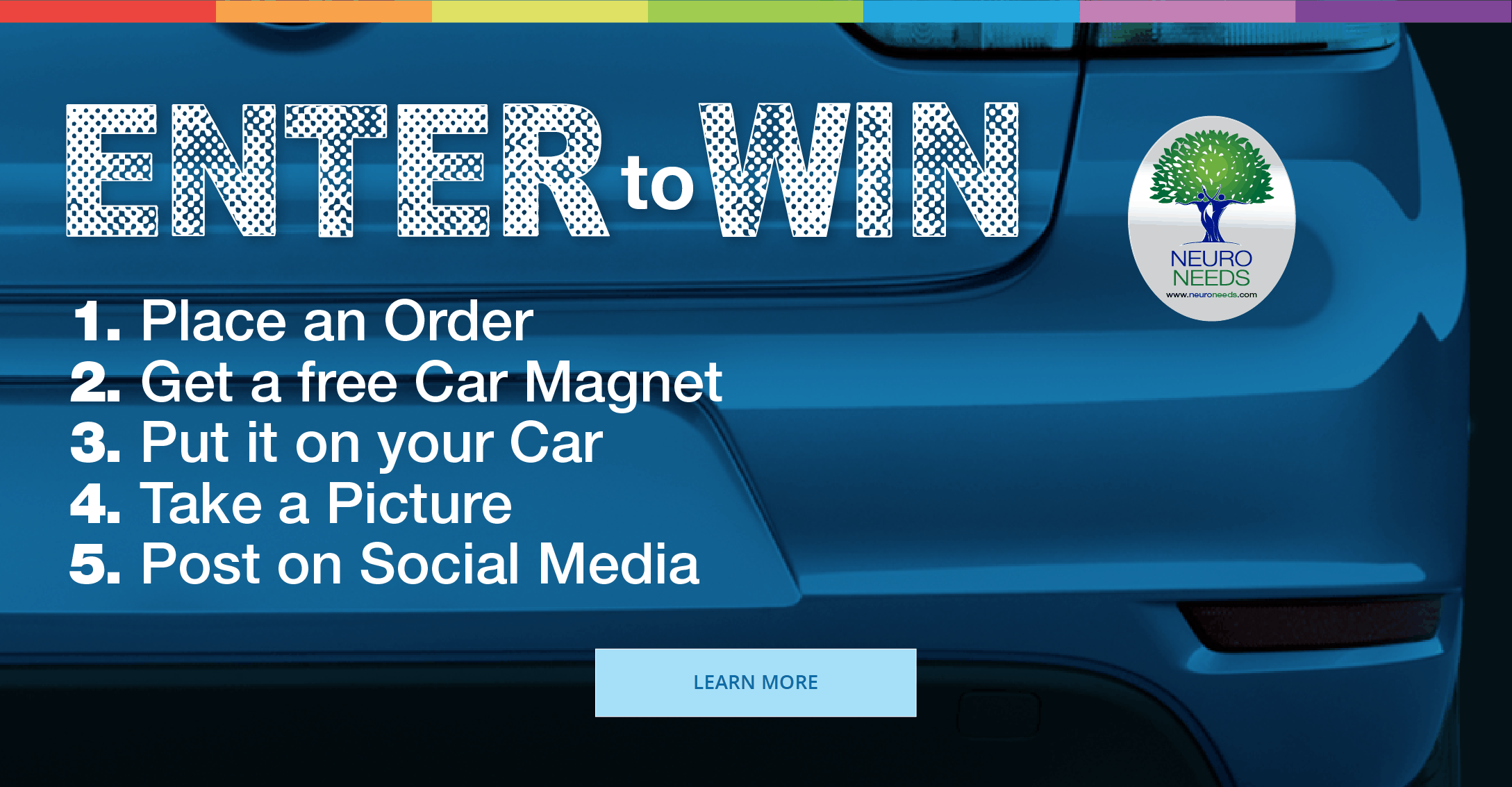 Bumper Magnet Contest banner