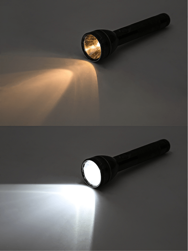 Description: Image result for dim flashlight